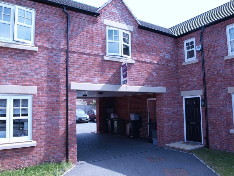 1 Bedroom Apartment Flat for sale in Harper Close, Winnington Village, CW8 4SU