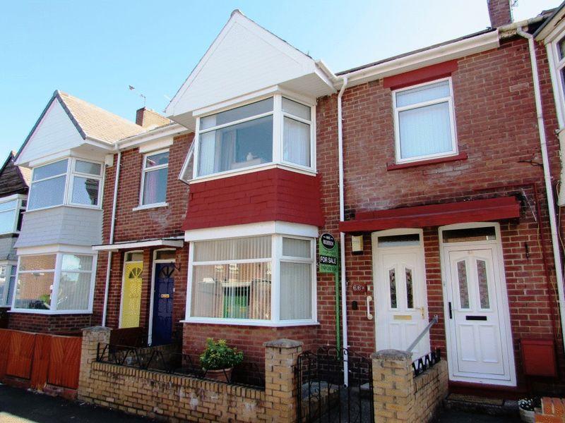 2 Bedrooms Ground Flat for sale in Coronation Street, Wallsend - Two Bedroom, Ground Floor Flat