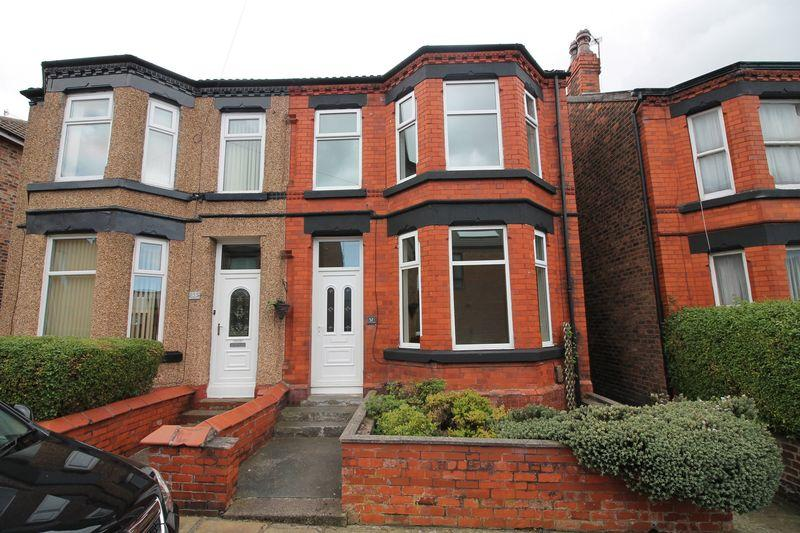 4 Bedrooms Semi Detached House for sale in Fountain Street, Birkenhead