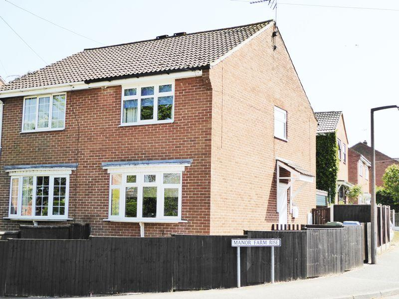 2 Bedrooms Semi Detached House for sale in Main Street, North Leverton, Retford