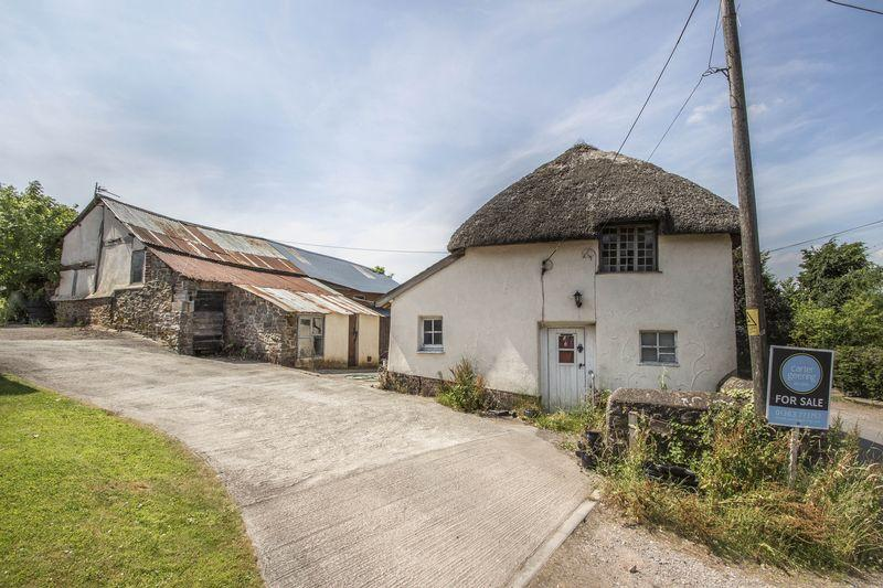 4 Bedrooms House for sale in Fishers, Newbuildings, Nr Crediton