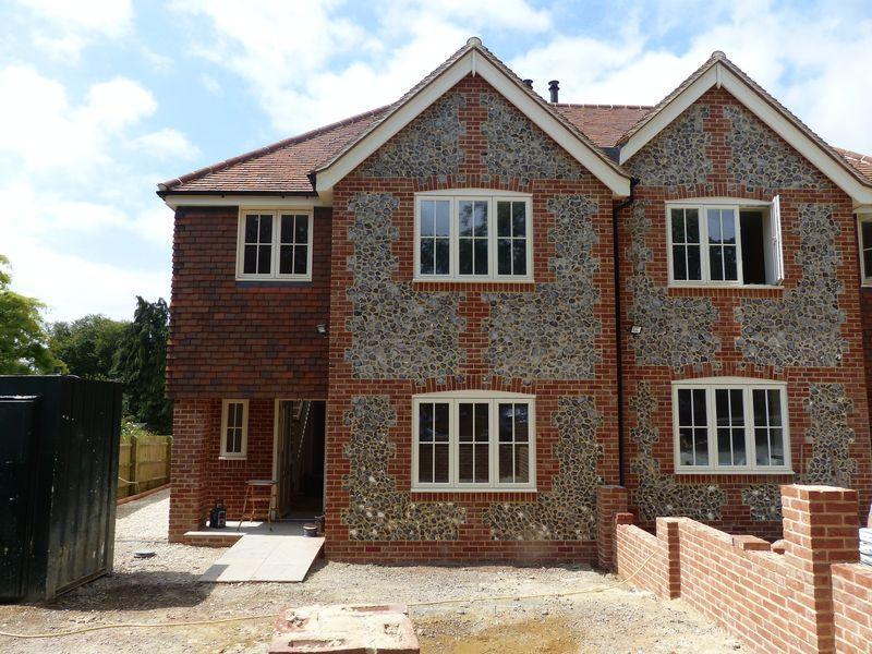 4 Bedrooms Semi Detached House for sale in Brand New Home, Lane End