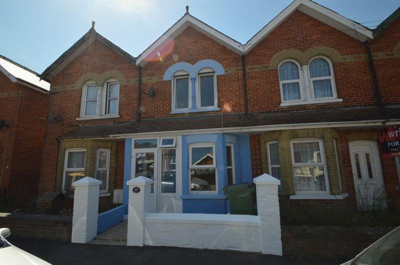 2 Bedrooms Terraced House for sale in Grange Road, East Cowes