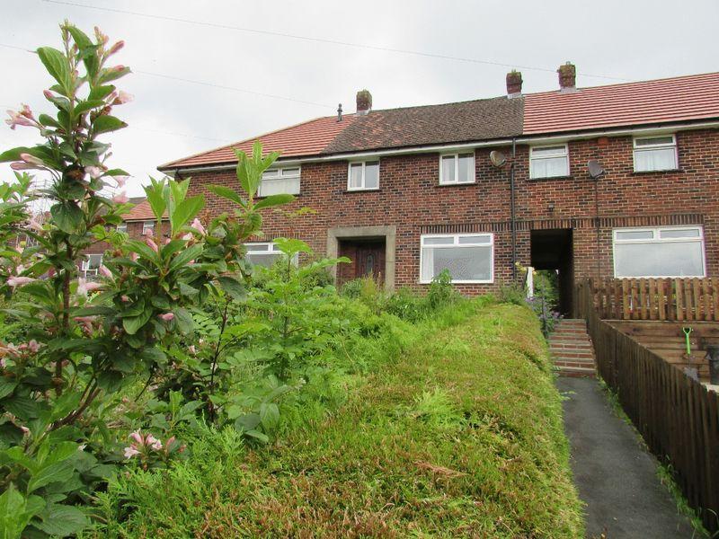 2 Bedrooms Terraced House for sale in Moorfield, Old Town, Hebden Bridge