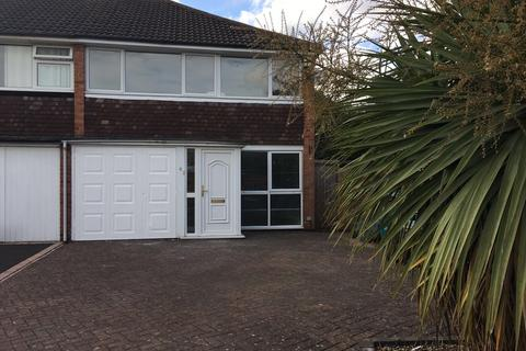 3 bedroom semi-detached house to rent - Bellamy farm rd, Shirley,Solihull
