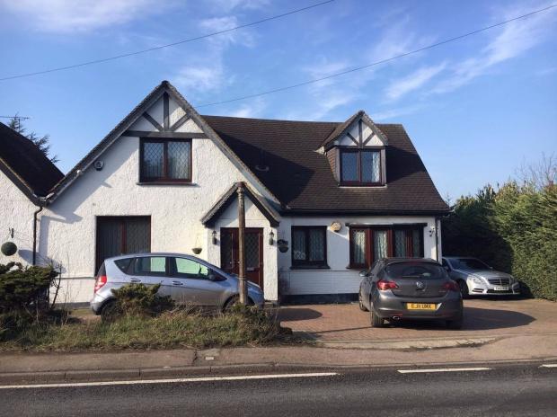 4 Bedrooms Semi Detached House for sale in Merriemount Common Road, Waltham Abbey, EN9