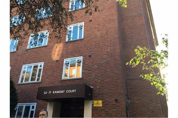 2 Bedrooms Apartment Flat for sale in Eamont Court Mackennal St, , NW8