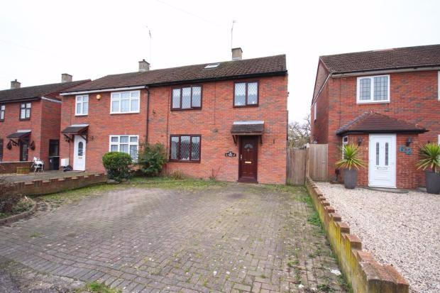 3 Bedrooms Semi Detached House for sale in Roydon Close, Loughton, IG10