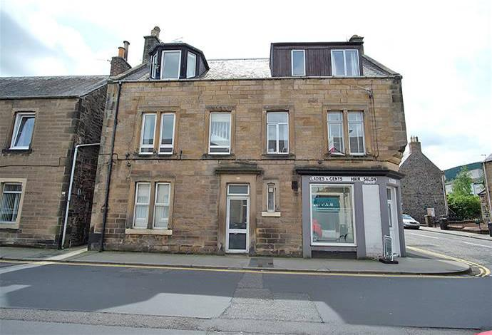 2 Bedrooms Flat for sale in 310 Gala Park, Galashiels, TD1 1HQ