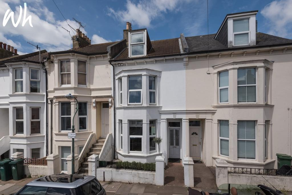 4 Bedrooms Terraced House for sale in Westbourne Street, Hove BN3