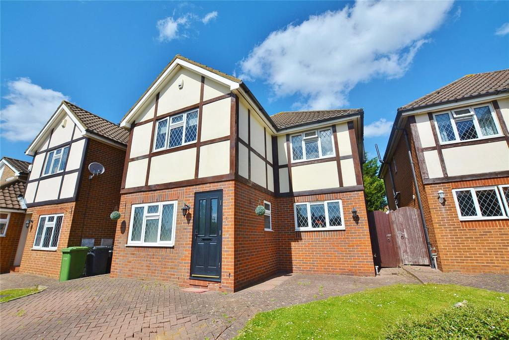 4 Bedrooms Detached House for sale in Chartridge Close, Bushey, Hertfordshire, WD23