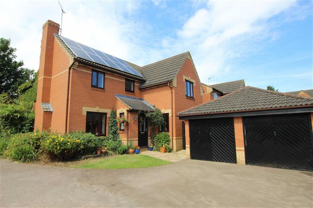 5 Bedrooms Detached House for sale in 85, Beech Drive, Brackley