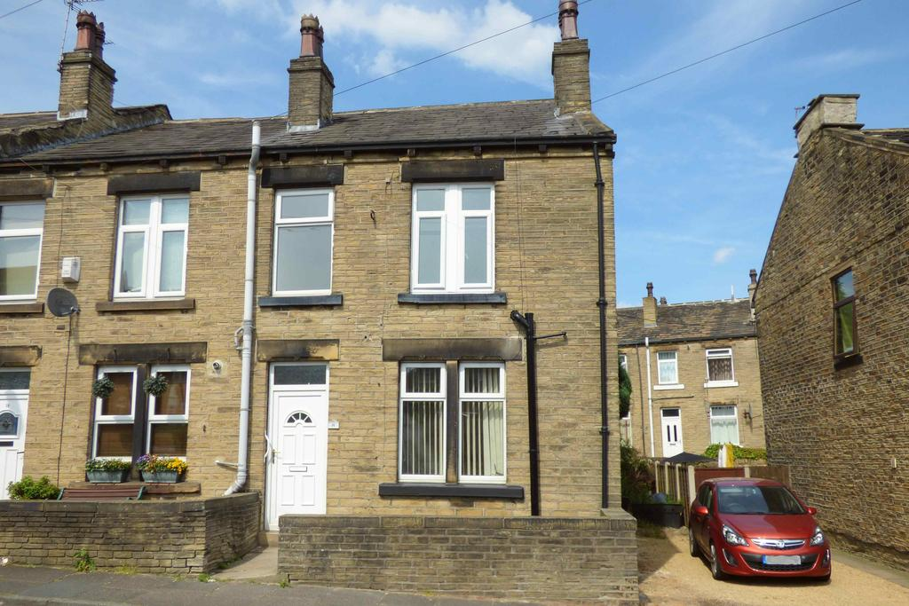 1 Bedroom End Of Terrace House for sale in Garden Road, Waring Green, Brighouse HD6