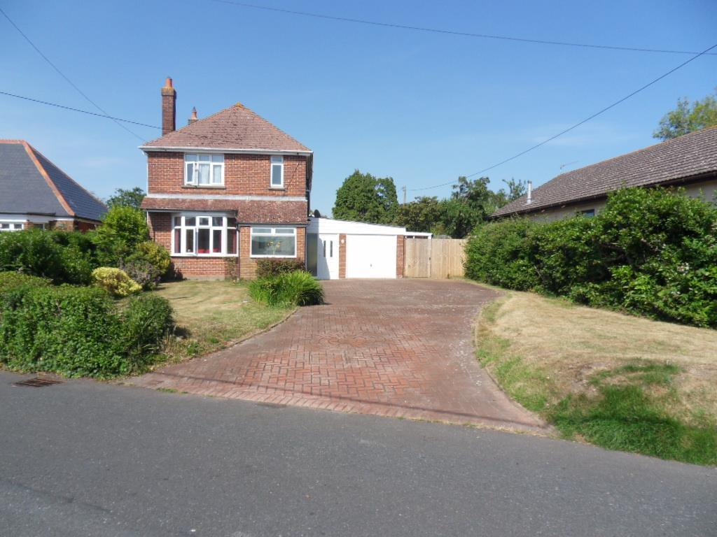 4 Bedrooms Detached House for sale in Wyatts Lane, Cowes