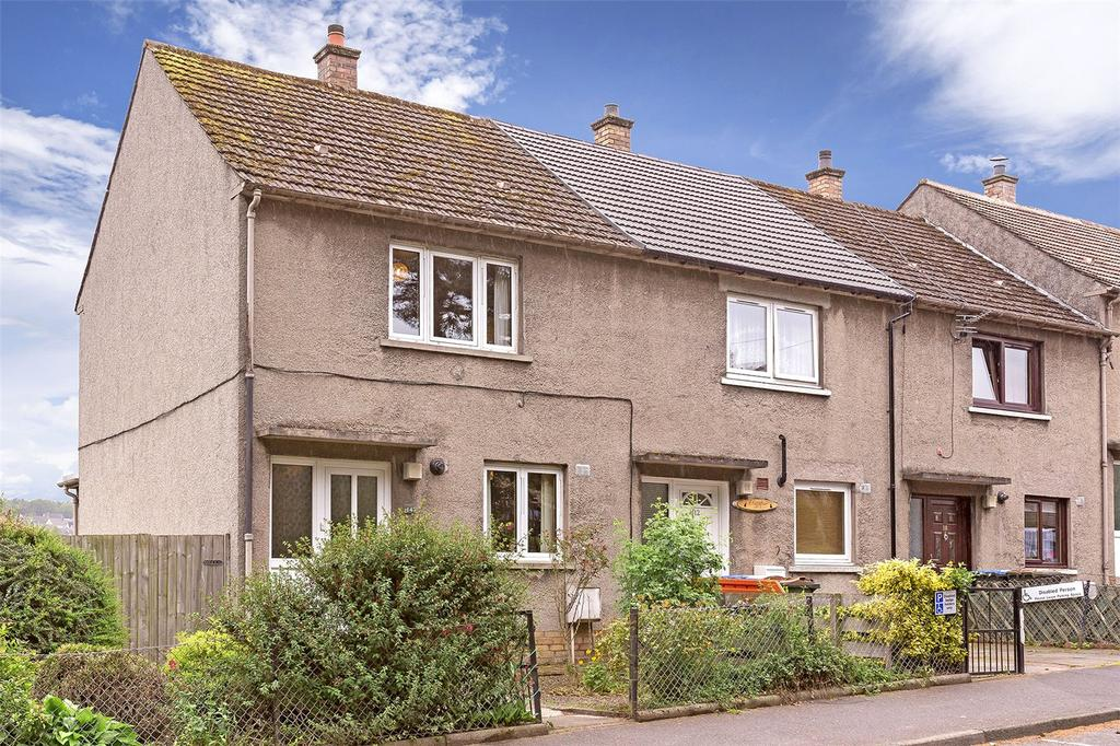2 Bedrooms End Of Terrace House for sale in 14 Appin Terrace, Perth, PH1