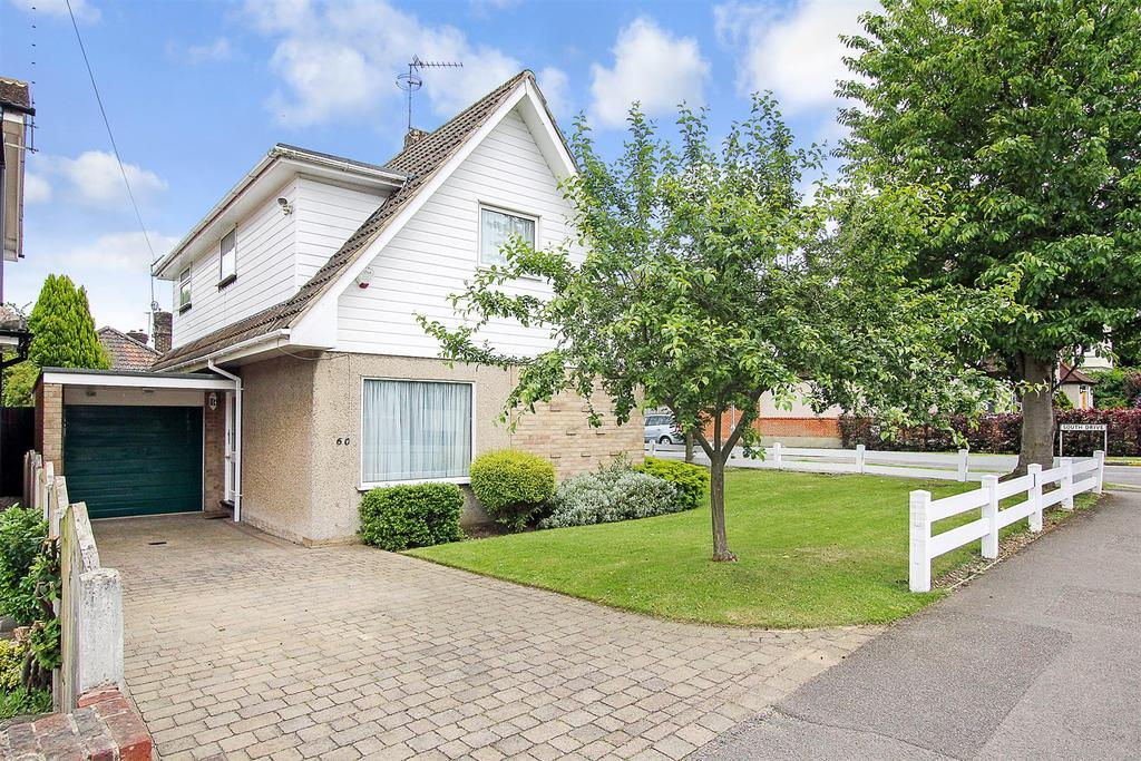 4 Bedrooms Detached House for sale in Headley Chase, Warley, Brentwood