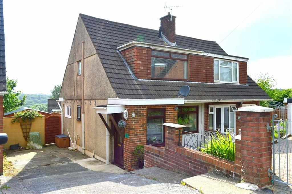 3 Bedrooms Semi Detached House for sale in Y Gorlan, Dunvant, Swansea