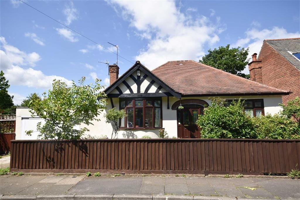 3 Bedrooms Detached Bungalow for sale in Vernon Avenue, Wilford