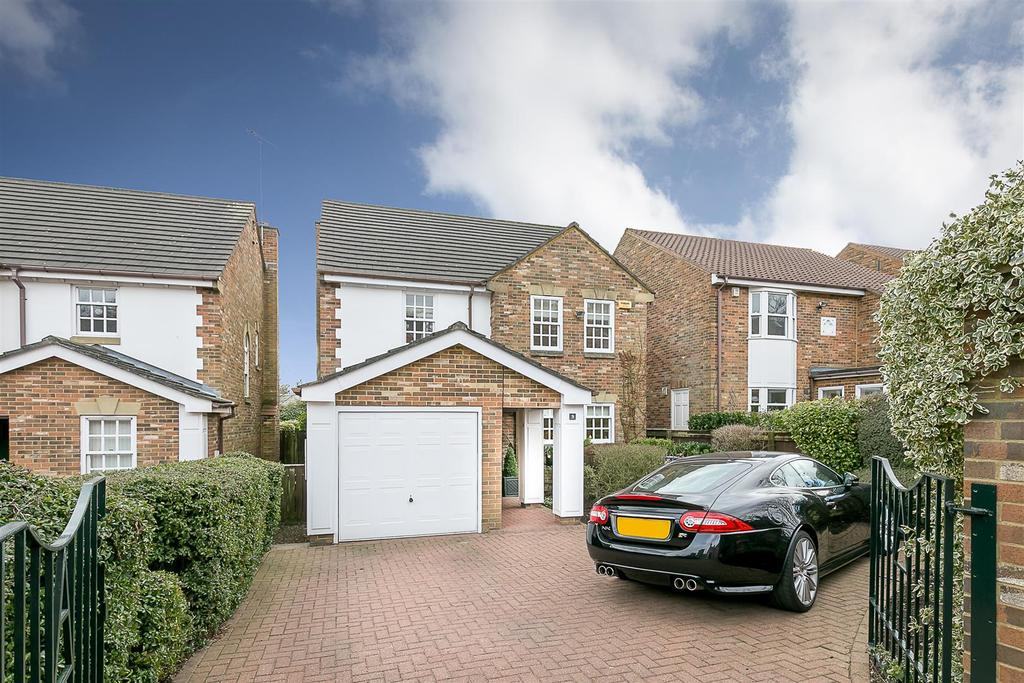 4 Bedrooms Detached House for sale in Victoria Mews, Jesmond Vale, Newcastle upon Tyne