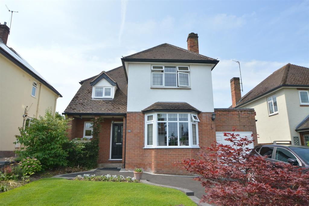 3 Bedrooms Detached House for sale in 35 Grangefields Road, Shrewsbury, SY3 9DD