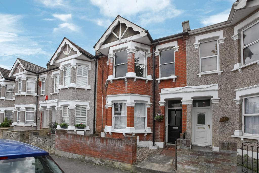 2 Bedrooms Flat for sale in Eastwood Street, Furzedown, SW16