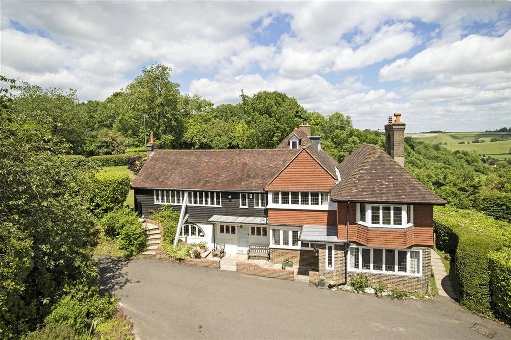 6 Bedrooms Detached House for sale in Upper Court Road, Woldingham, Caterham, Surrey, CR3