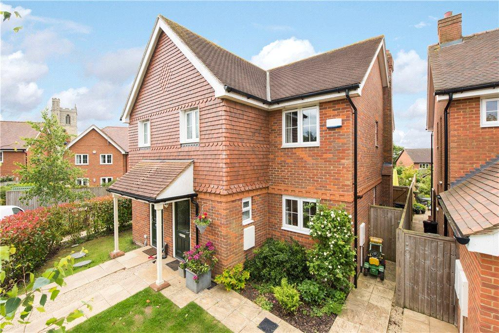 3 Bedrooms Semi Detached House for sale in Parsonage Farm, Wingrave, Aylesbury, Buckinghamshire