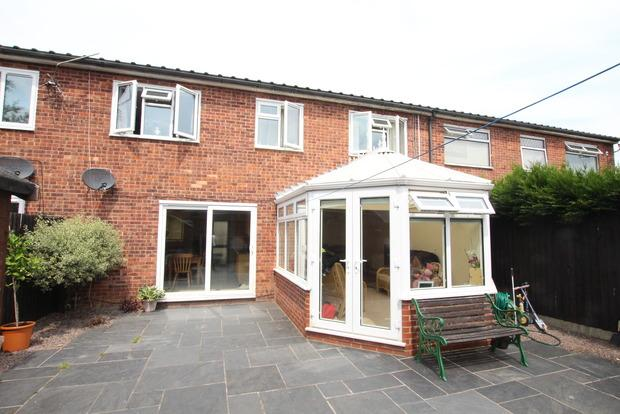 3 Bedrooms Terraced House for sale in Harlech Walk, Melton Mowbray, LE13