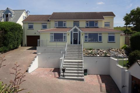 5 bedroom detached house for sale - Cross Park, Berrynarbor