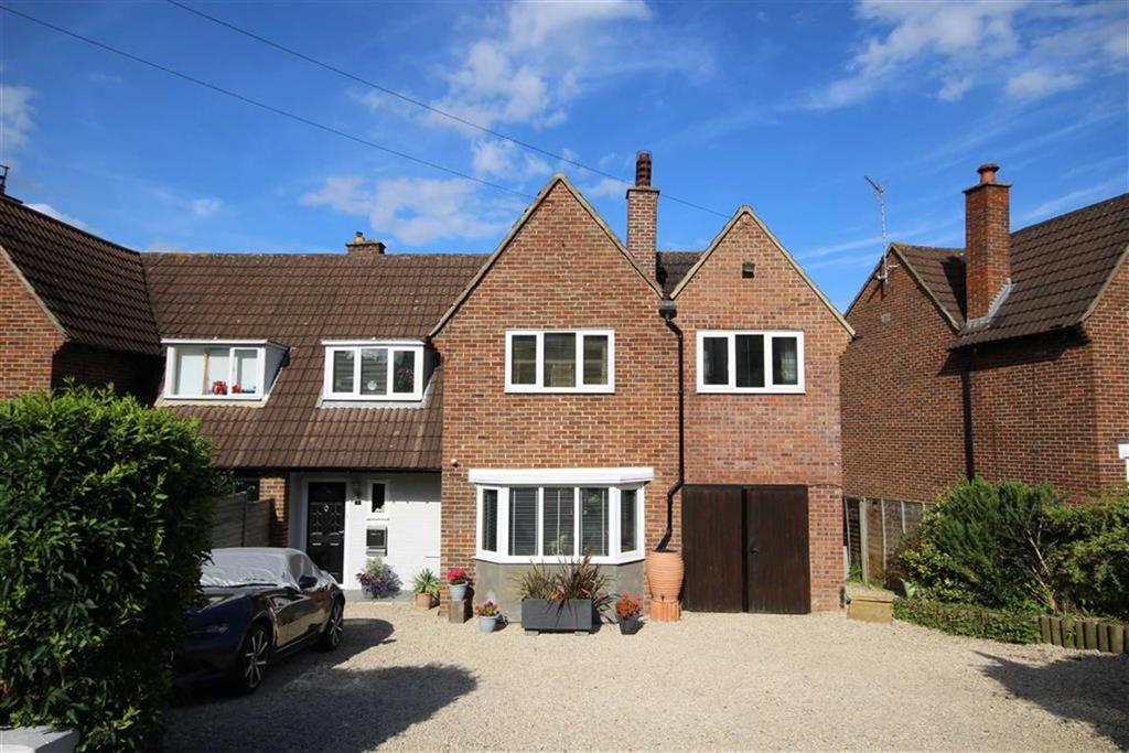 5 Bedrooms Semi Detached House for sale in Barrow Hill, Churchdown Village, Gloucester, GL3