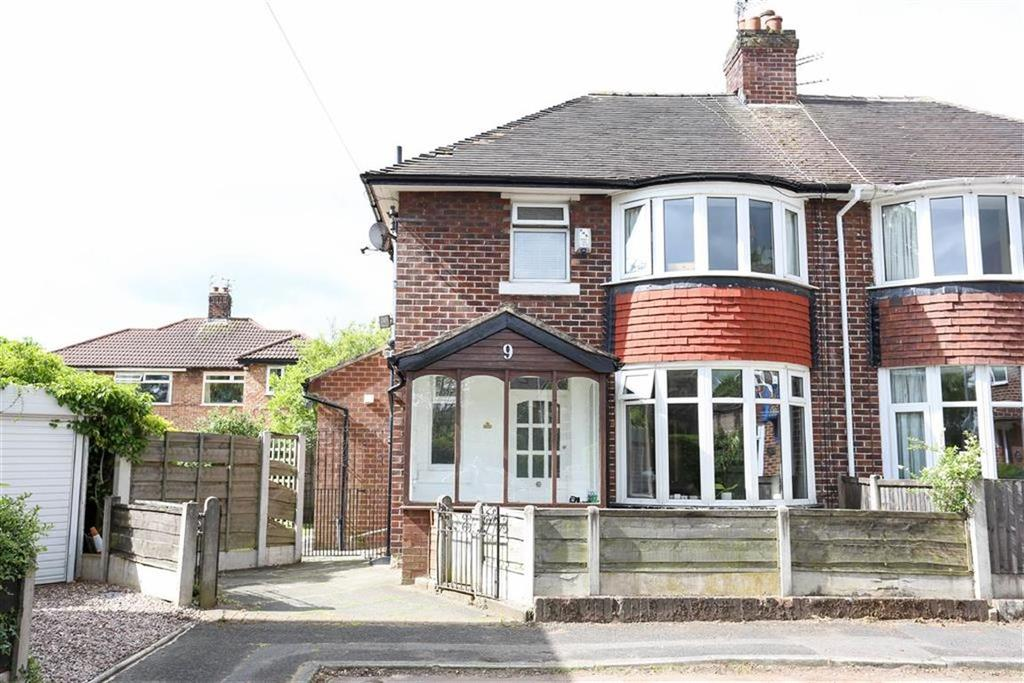 3 Bedrooms Semi Detached House for sale in Corda Avenue, Northenden, Manchester