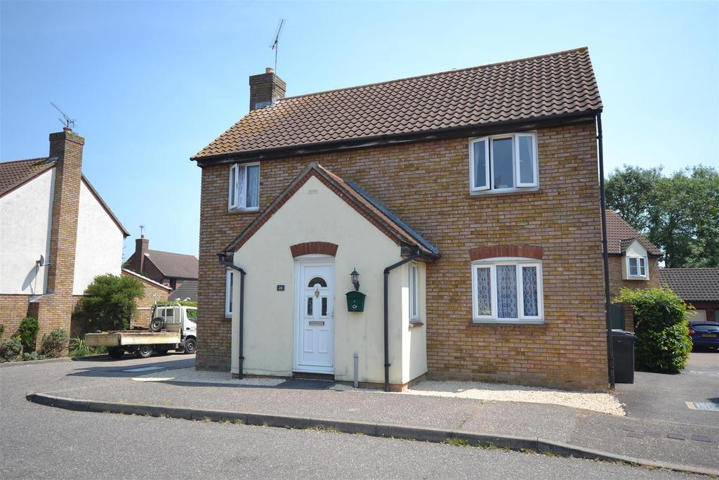 4 Bedrooms Detached House for sale in Great Smials, South Woodham Ferrers