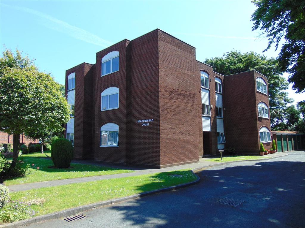 2 Bedrooms Flat for sale in Princes Avenue, Walsall