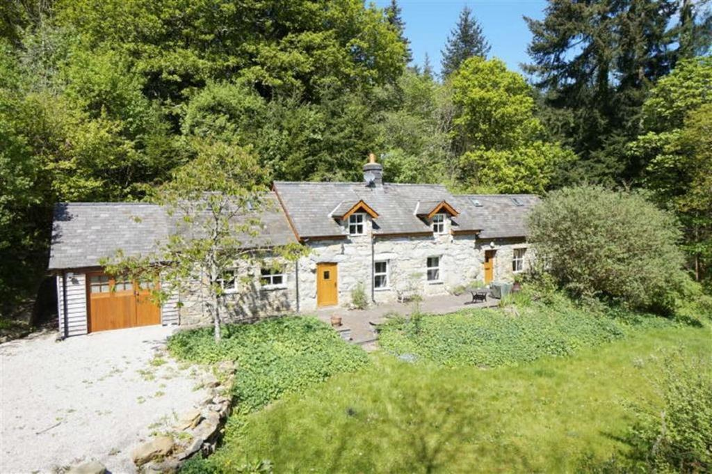 3 Bedrooms Cottage House for sale in Nant BH, Nr Llanrwst