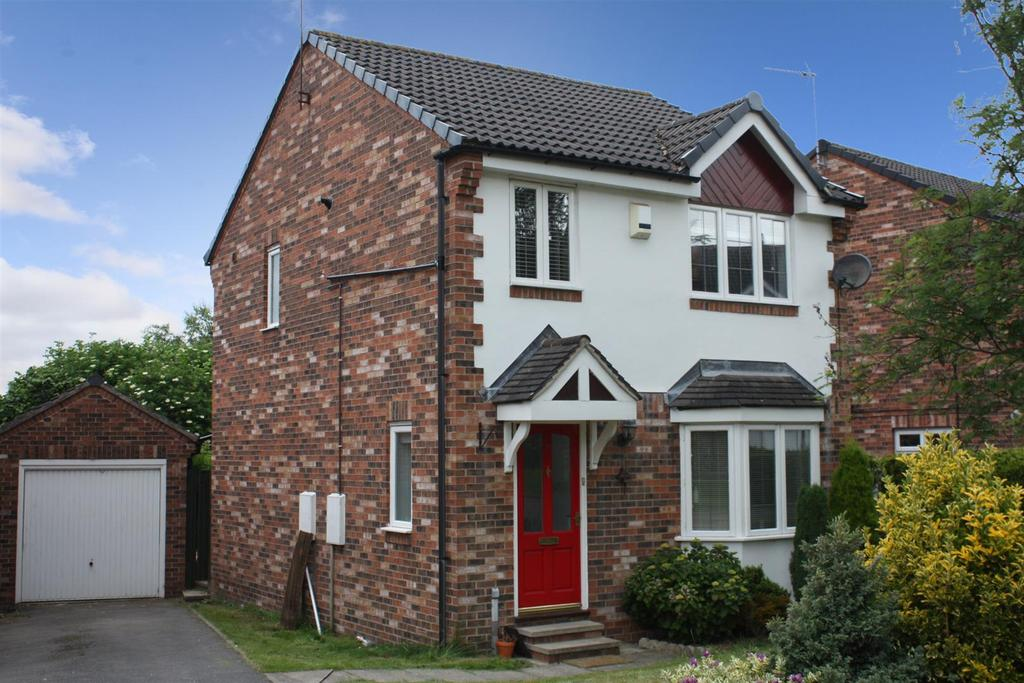 3 Bedrooms Detached House for sale in Parkland View, Yeadon