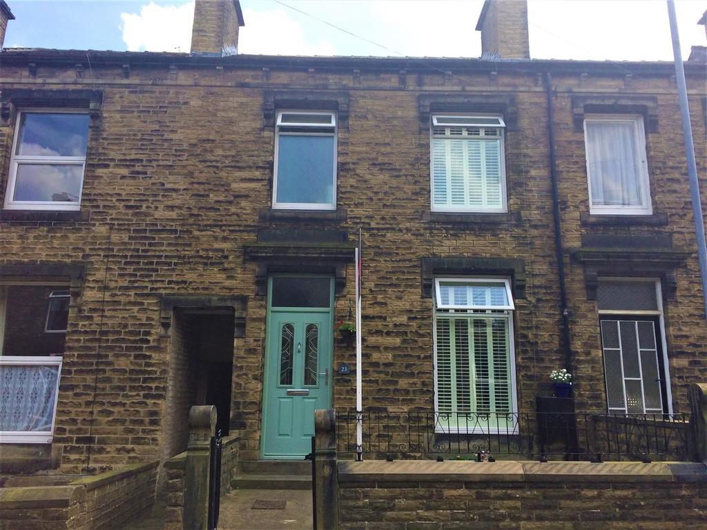 3 Bedrooms Terraced House for sale in Wormald Street, Almondbury, Huddersfield, HD5 8NQ