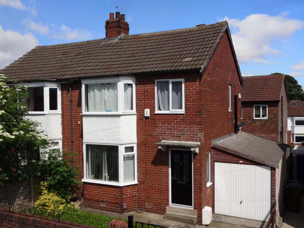 3 Bedrooms Semi Detached House for sale in Hawthorn Drive, Rodley