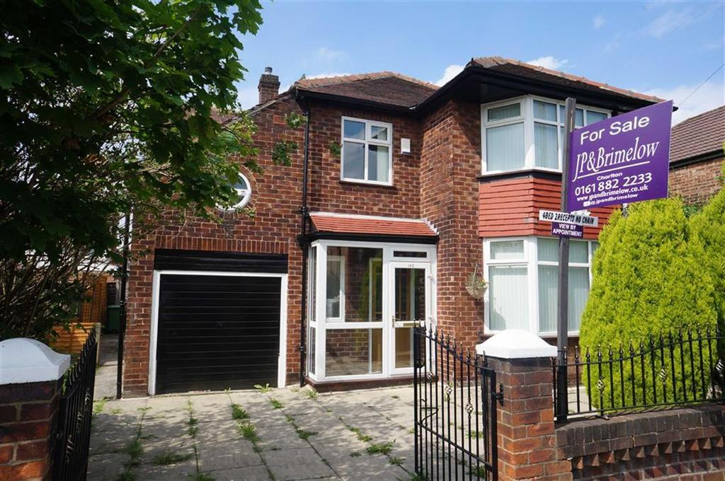 4 Bedrooms Detached House for sale in Kings Road, Old Trafford, Trafford, M16