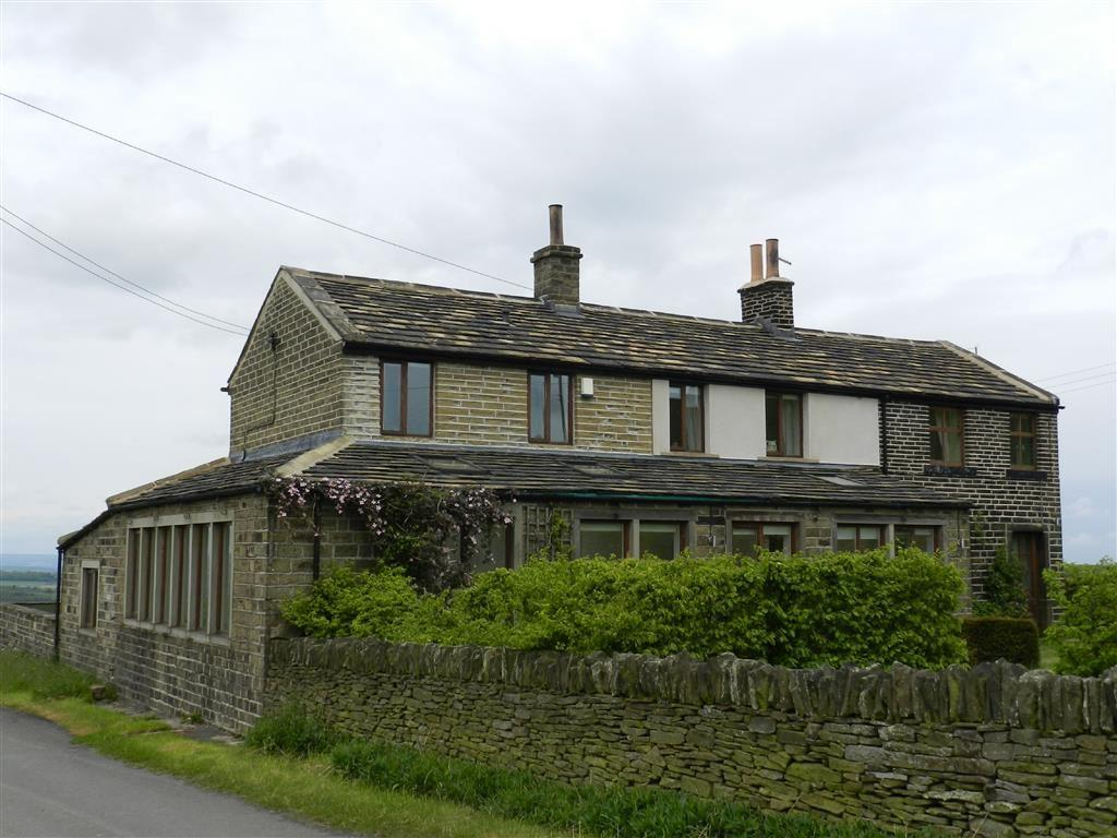 4 Bedrooms Detached House for sale in Sky Farm, New Field End, Intake Lane, Huddersfield, HD8