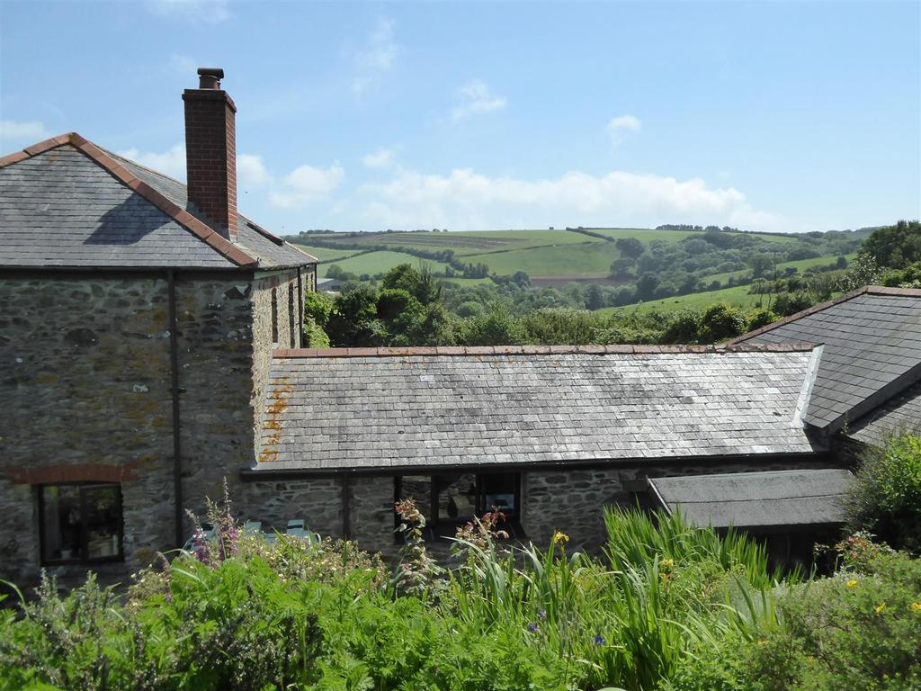 4 Bedrooms Barn Conversion Character Property for sale in Roseland Peninsula