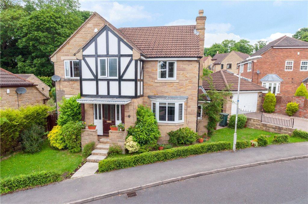 4 Bedrooms Detached House for sale in Oaklands Drive, Adel, Leeds, West Yorkshire