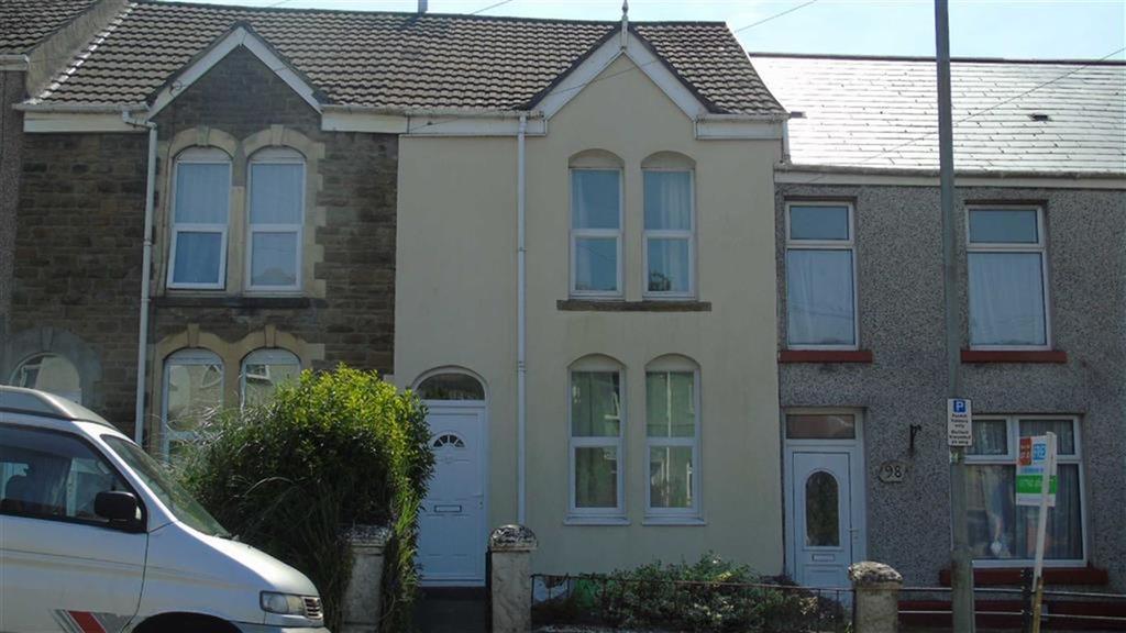 3 Bedrooms Terraced House for sale in Vivian Road, Swansea, SA2