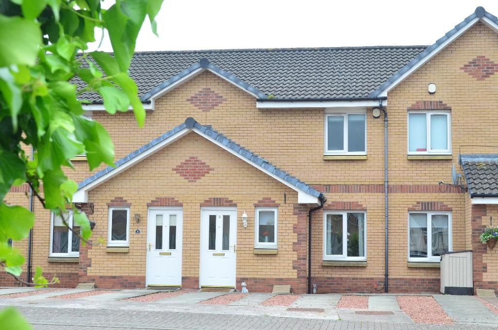 2 Bedrooms Terraced House for sale in Merry Court, Blantyre, South Lanarkshire, G72 0WW