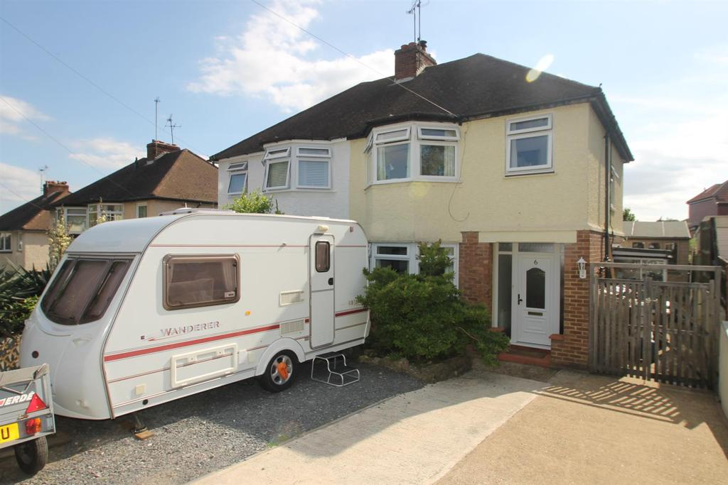 3 Bedrooms Semi Detached House for sale in Chamberlain Avenue, Maidstone