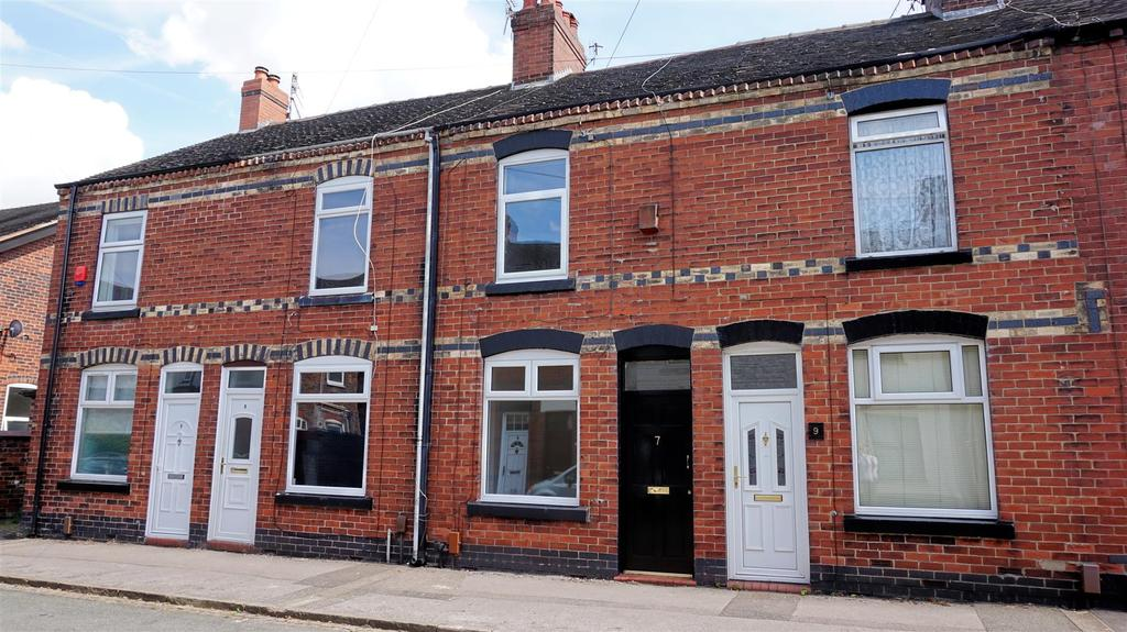 2 Bedrooms Terraced House for sale in Taylor Street, May Bank, Newcastle, Staffs