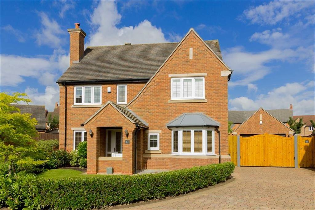 4 Bedrooms Detached House for sale in Allendale Road, Loughborough, LE11