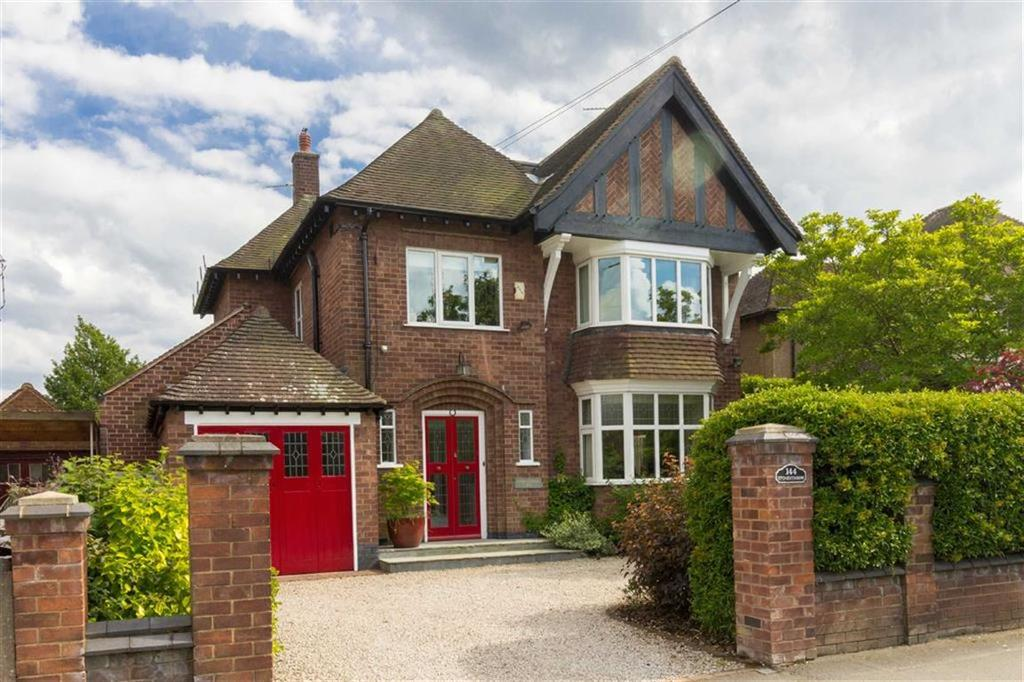 5 Bedrooms Detached House for sale in Forest Road, Loughborough, LE11