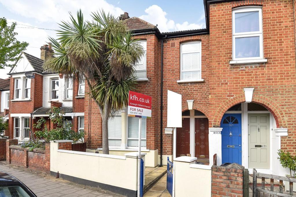 1 Bedroom Maisonette Flat for sale in Pevensey Road, Tooting, SW17