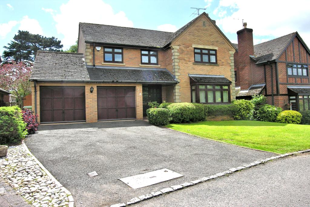 4 Bedrooms Detached House for sale in ROWLEY HALL DRIVE, ROWLEY HPARK, STAFFORD ST17