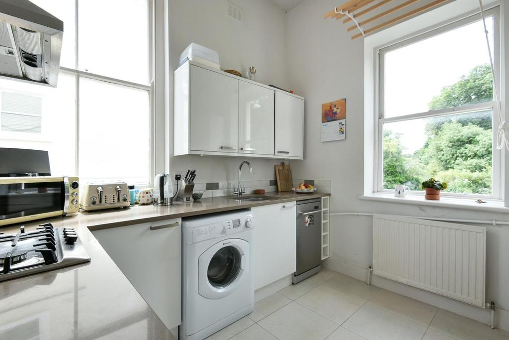 2 Bedrooms Flat for sale in Belvedere Road, Crystal Palace